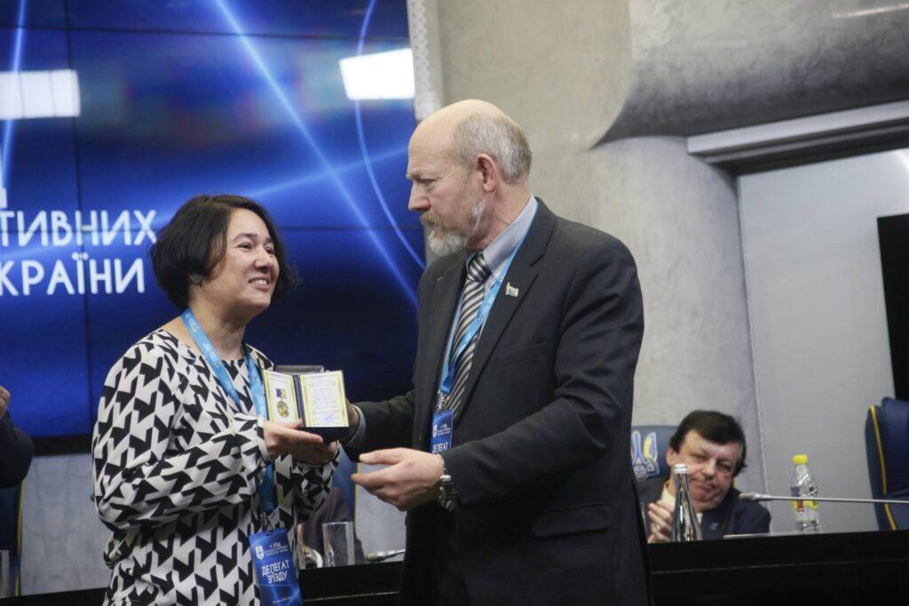 П'ятий З'їзд Асоціації спортивних журналістів України